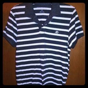 Aeropastale mens size M polo shirt